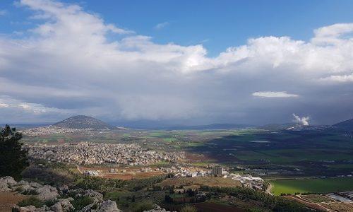 תצפית הר הקפיצה בנצרת